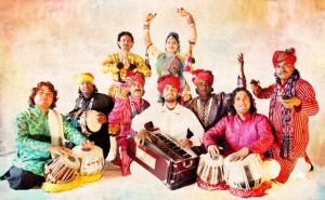 Le groupe DHOAD - Les Gitans du Rajasthan