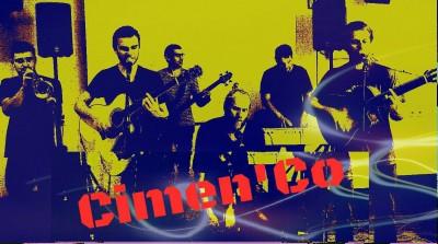 Concert du groupe CIMEN'CO