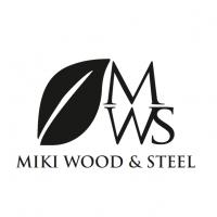 MIKI WOOD STEEL