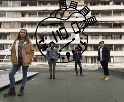 Montjoux Festival présente le groupe P-PAUL – Mar. 01 Mai à 17h