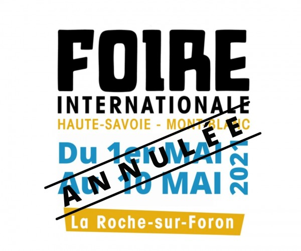 Annulation de la Foire Internationale 2021