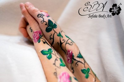 Sofaïa Body Art – Nocturne