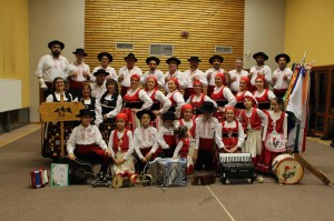 "Groupe Folklorique  ""DANCAS DE PORTUGAL"""